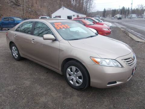 2009 Toyota Camry for sale at Dansville Radiator in Dansville NY