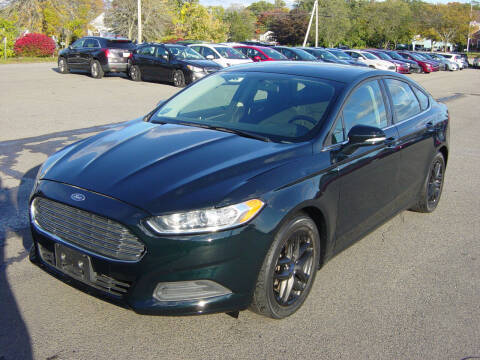 2014 Ford Fusion for sale at North South Motorcars in Seabrook NH