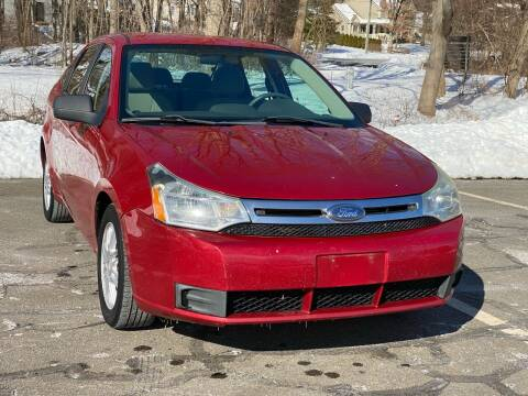 2009 Ford Focus for sale at Choice Motor Car in Plainville CT