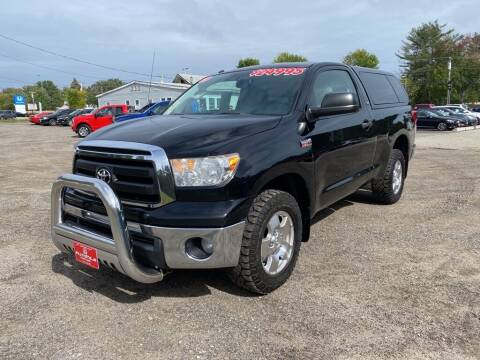 2011 Toyota Tundra for sale at AutoMile Motors in Saco ME