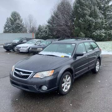 2008 Subaru Outback for sale at CRS 1 LLC in Lakewood NJ