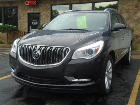 2014 Buick Enclave for sale at Rogos Auto Sales in Brockway PA