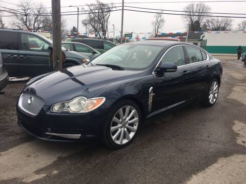 2010 Jaguar XF for sale at Antique Motors in Plymouth IN