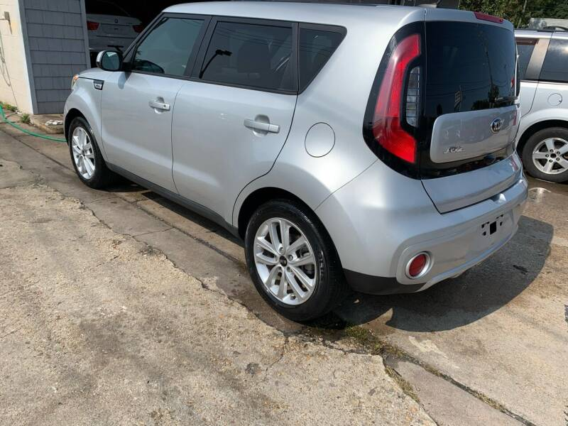 2018 Kia Soul for sale at Whites Auto Sales in Portsmouth VA