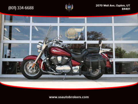 2009 Kawasaki Vulcan 900 Classic for sale at S S Auto Brokers in Ogden UT