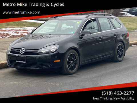 2014 Volkswagen Jetta for sale at Metro Mike Trading & Cycles in Albany NY