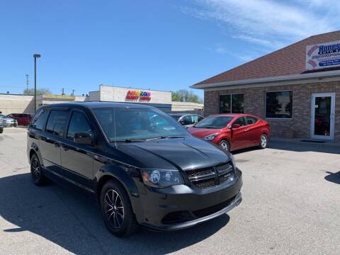 2016 Dodge Grand Caravan for sale at Honest Abe Auto Sales 1 in Indianapolis IN