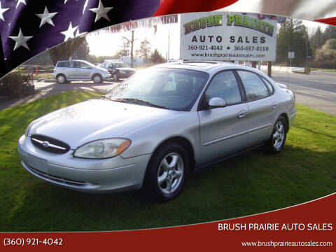 2003 Ford Taurus for sale at Brush Prairie Auto Sales in Battle Ground WA