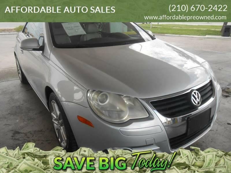 2008 Volkswagen Eos for sale in San Antonio, TX