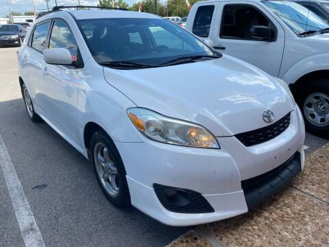 2009 Toyota Matrix for sale at Auto Solutions in Warr Acres OK
