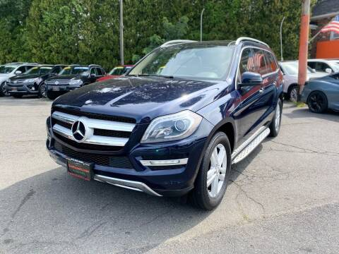 2013 Mercedes-Benz GL-Class for sale at The Car House in Butler NJ