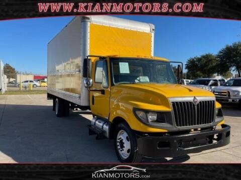 2014 International TerraStar for sale at KIAN MOTORS INC in Denton TX