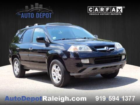 2006 Acura MDX for sale at The Auto Depot in Raleigh NC