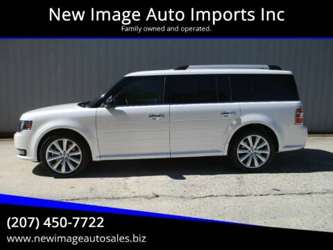 2015 Ford Flex for sale at New Image Auto Imports Inc in Mooresville NC
