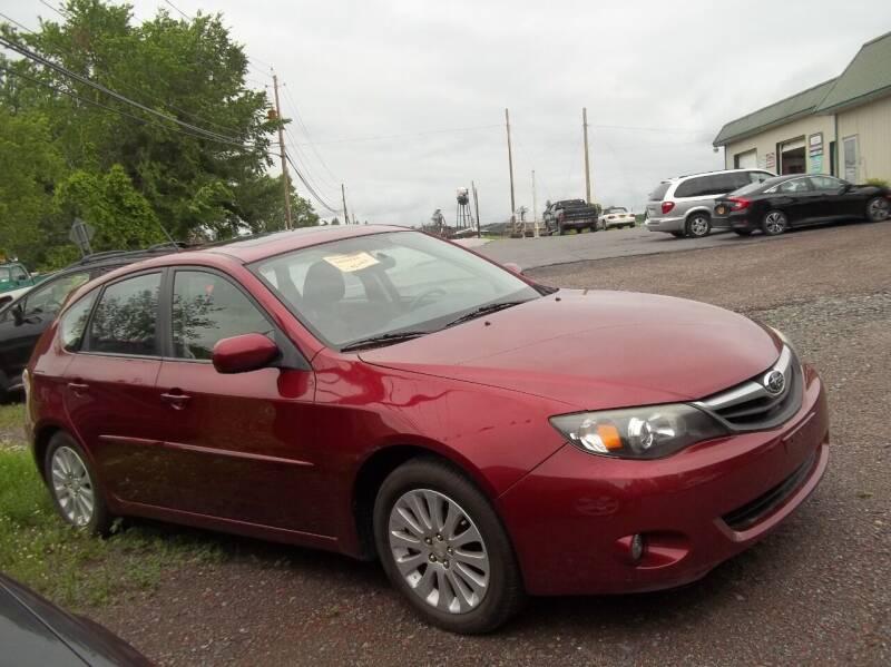 2010 Subaru Impreza for sale at Warner's Auto Body of Granville Inc in Granville NY
