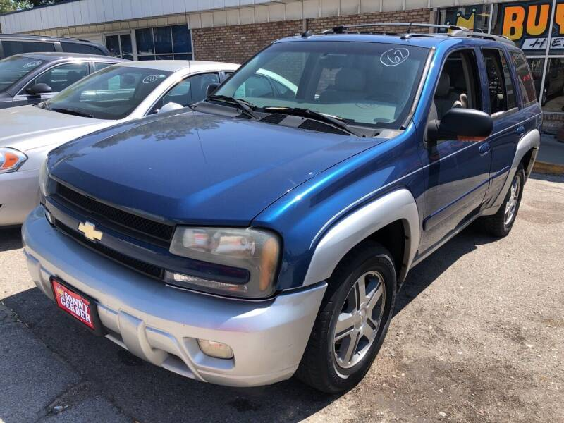 2005 Chevrolet TrailBlazer for sale at Sonny Gerber Auto Sales in Omaha NE