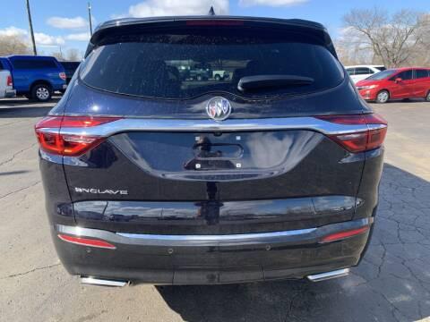 2020 Buick Enclave for sale at Hawkins Motors Sales in Hillsdale MI