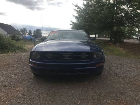 2006 Ford Mustang for sale at VIking Auto Sales LLC in Salem OR
