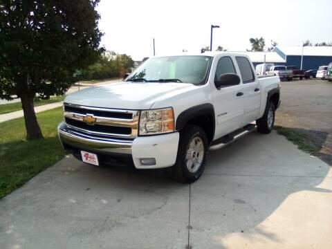 2011 Chevrolet Silverado 1500 for sale at Four Guys Auto in Cedar Rapids IA