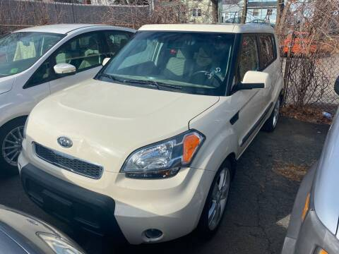 2010 Kia Soul for sale at Polonia Auto Sales and Service in Hyde Park MA