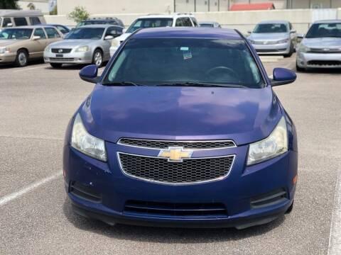 2012 Chevrolet Cruze for sale at Carlando in Lakeland FL