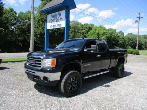 2013 GMC Sierra 1500 for sale at PENDLETON PIKE AUTO SALES in Ingalls IN