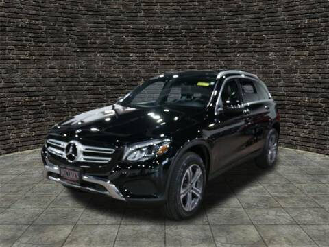 2018 Mercedes-Benz GLC for sale at Montclair Motor Car in Montclair NJ