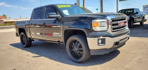 2015 GMC Sierra 1500 for sale at AZ WORK TRUCKS AND VANS in Mesa AZ