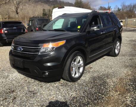 2013 Ford Explorer for sale at Arden Auto Outlet in Arden NC