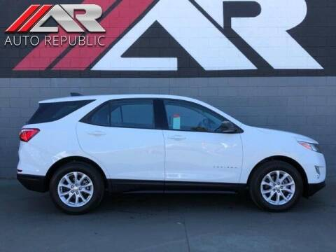 2018 Chevrolet Equinox for sale at Auto Republic Fullerton in Fullerton CA
