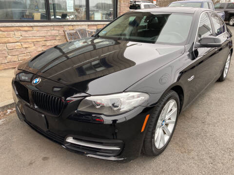 2014 BMW 5 Series for sale at 222 Newbury Motors in Peabody MA
