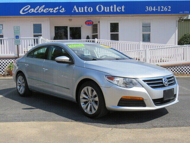 2012 Volkswagen CC for sale at Colbert's Auto Outlet in Hickory NC