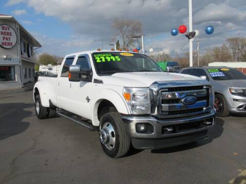 2011 Ford F-350 Super Duty for sale at Auto Land Inc in Crest Hill IL