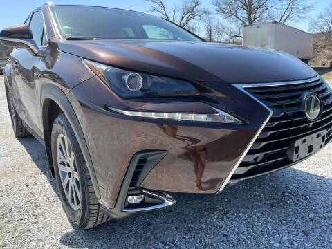 2019 Lexus NX 300 for sale at Ron Motor Inc. in Wantage NJ