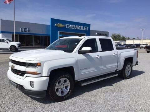 2018 Chevrolet Silverado 1500 for sale at LEE CHEVROLET PONTIAC BUICK in Washington NC