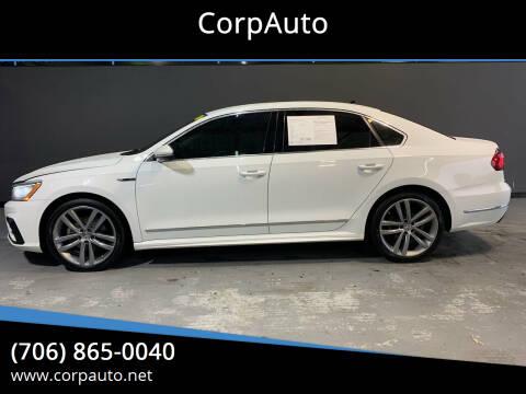 2017 Volkswagen Passat for sale at CorpAuto in Cleveland GA