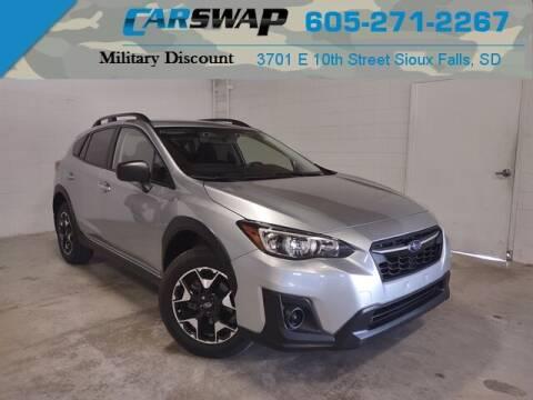 2020 Subaru Crosstrek for sale at CarSwap in Sioux Falls SD