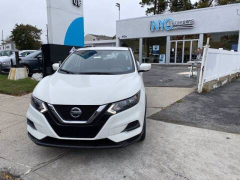 2020 Nissan Rogue Sport for sale at NYC Motorcars in Freeport NY