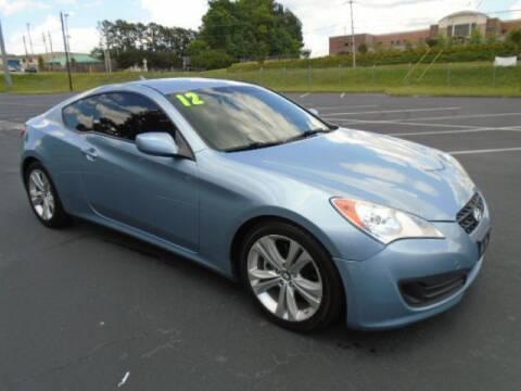 2012 Hyundai Genesis Coupe for sale at Atlanta Auto Max in Norcross GA