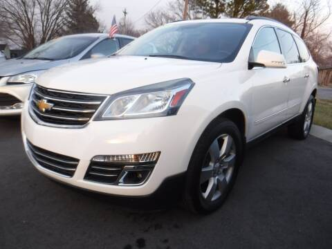 2015 Chevrolet Traverse for sale at Rob Co Automotive LLC in Springfield TN
