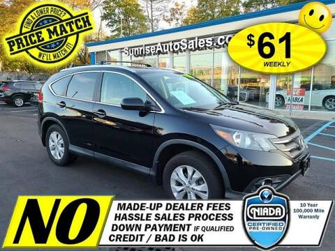2014 Honda CR-V for sale at AUTOFYND in Elmont NY