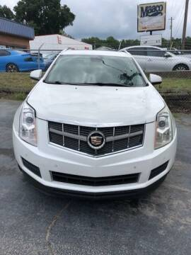 2012 Cadillac SRX for sale at LAKE CITY AUTO SALES in Forest Park GA