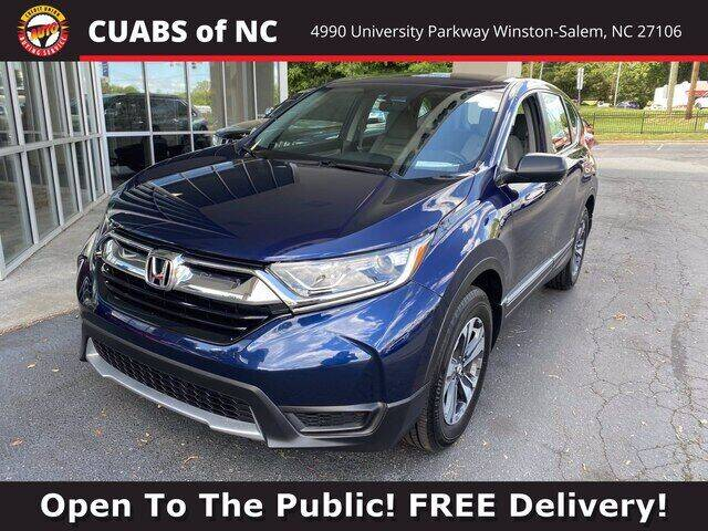 2019 Honda CR-V for sale at Summit Credit Union Auto Buying Service in Winston Salem NC
