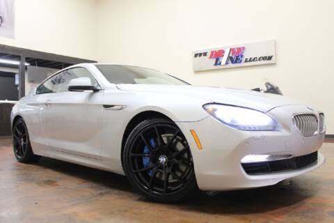 2012 BMW 6 Series for sale at Driveline LLC in Jacksonville FL