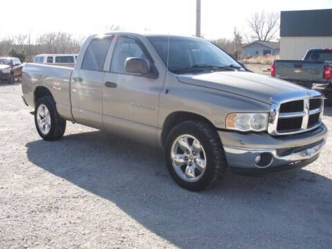 2005 Dodge Ram Pickup 1500 for sale at Frieling Auto Sales in Manhattan KS