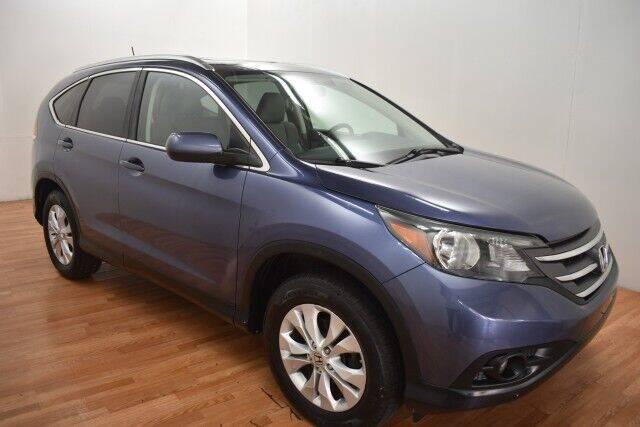 2013 Honda CR-V for sale at Paris Motors Inc in Grand Rapids MI