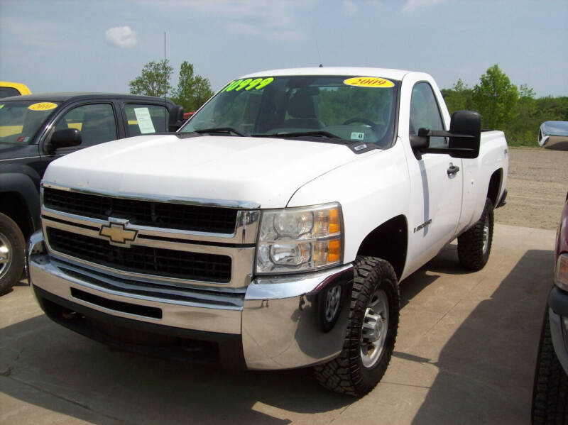 2009 Chevrolet Silverado 2500HD for sale at Summit Auto Inc in Waterford PA