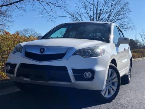 2012 Acura RDX for sale at William D Auto Sales in Norcross GA