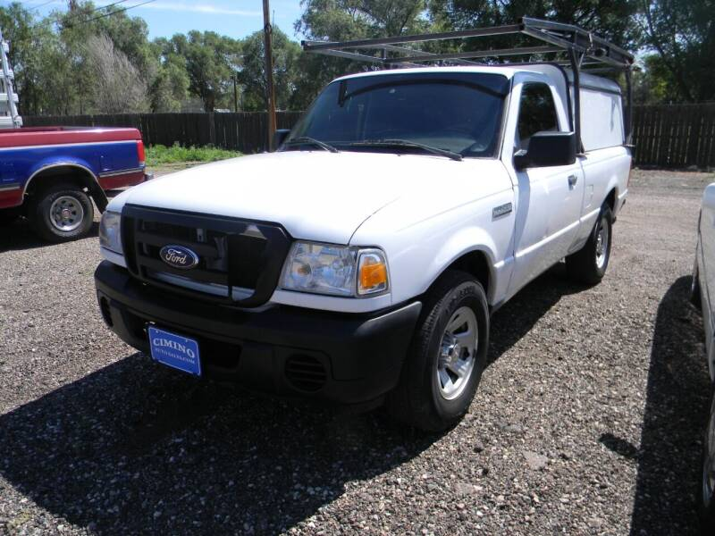 2011 Ford Ranger for sale at Cimino Auto Sales in Fountain CO