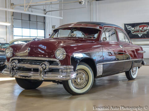 1951 Ford Crestline for sale at Bill Kay Corvette's and Classic's in Downers Grove IL